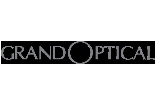 GrandOptical logo reklama