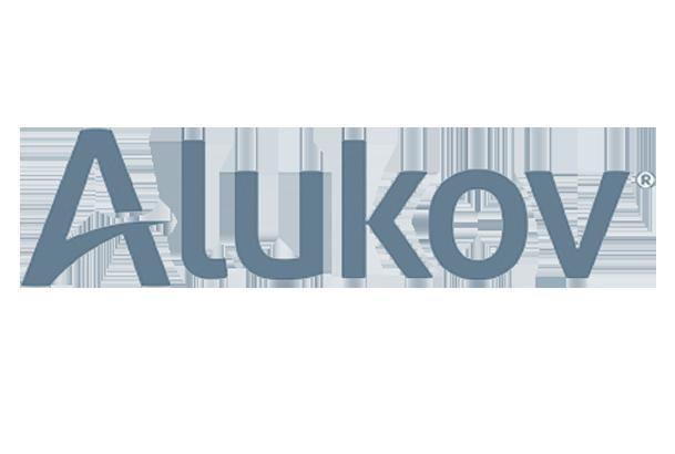 Alukov reklama do rádia logo