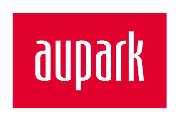 Aupark Žilina logo reklama