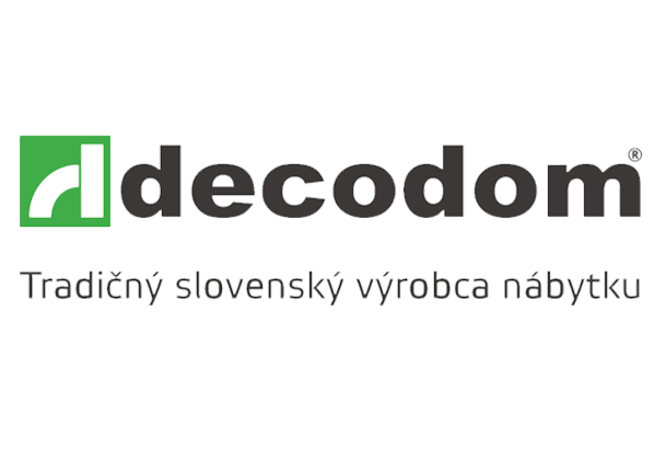 Decodom logo reklama
