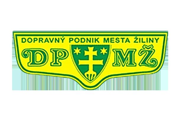 DPMŽ Žilina Logo
