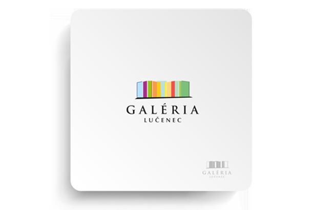 Galéria Lúčenec logo