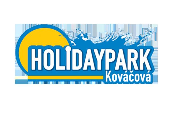 HolidayPark Kováčová logo reklama