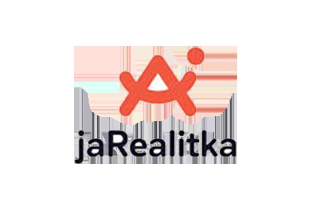 jaRealitka logo spot do rádia