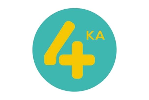4ka_paušál reklama logo