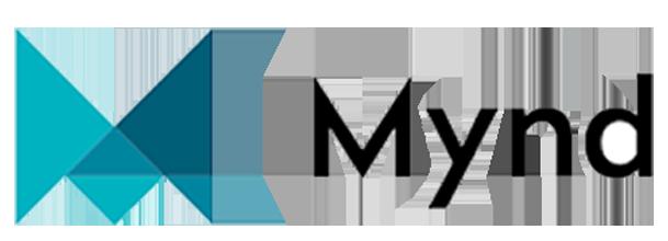 Mynd reklama do rádia logo